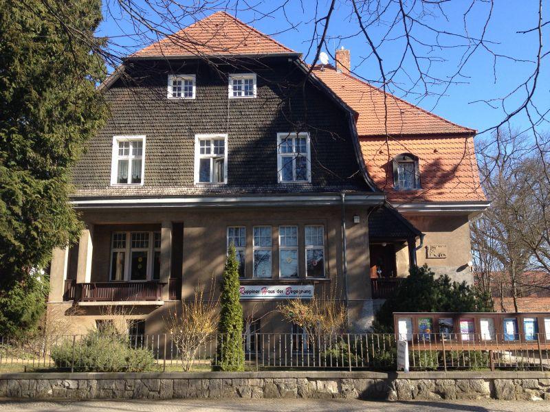 Fontanestadt Neuruppin Haus der Begegnung